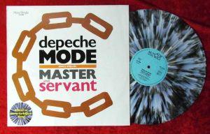 Maxi Depeche Mode: Master and Servant (Coloured Marbled Vinyl) D 1984