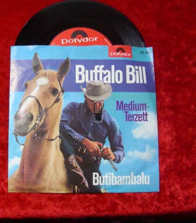 Single Medium Terzett: Buffalo Bill