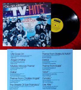 LP Die aktuellsten TV-Hits (Marifon 296 140-315) D 1983 - Fernsehkult -