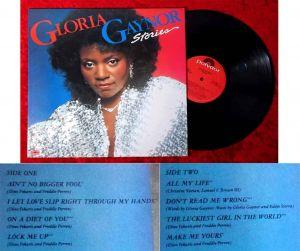 LP Gloria Gaynor: Stories (Polydor PD-1-6274) US 1980