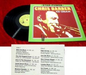 LP Chris Barber: Ice Cream - Star Power