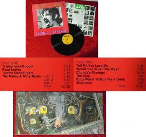 LP Frank Zappa: Chunga´s Revenge (Reprise 44 020) D 1973