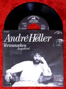 Single André Heller: Verwunschen (Mandragora INT 110.094) D 1980