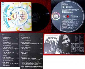 LP Underground (Minit LMS 83 196 H) D feat Hassles Motherhood Moon Odyssey...