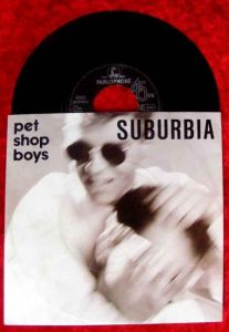 Single Pet Shop Boys Surburbia 1986