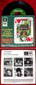 Single Botho Lucas Chor: Liebe und Leid Polka (Odeon O 23 140) D 65