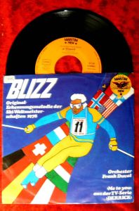 Single Frank Duval: Blizz / Me to you (