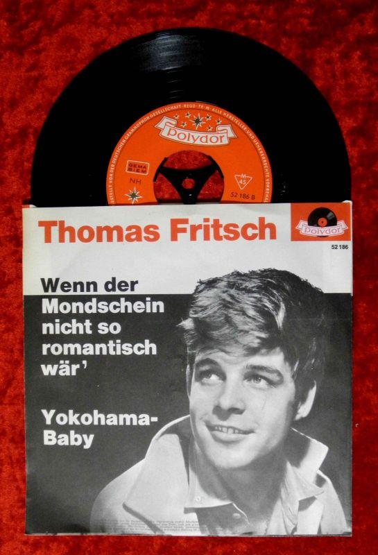 Single Thomas Fritsch: Wenn der Mondschein nicht so romantisch wär