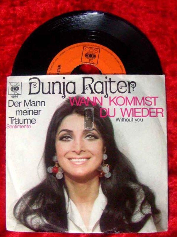 Single Dunja Rajter: Wann kommst du wieder