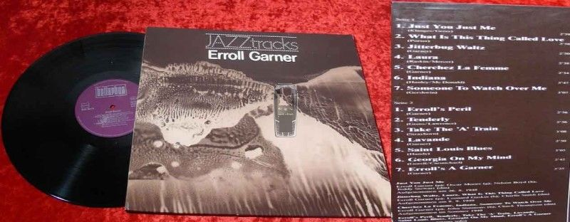 LP Erroll Garner: Jazz Tracks
