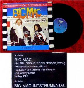 Maxi Ankie Beilke Big Mac Titelmelodie des gleichnamige