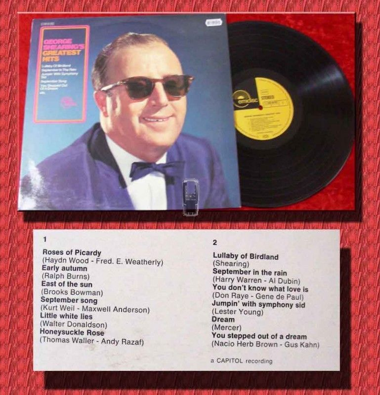 LP George Shearing's Greatest Hits