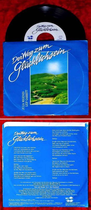 Single Julia Migenes & Leif Garrett: Der Weg zum Glücklichsein D 1987