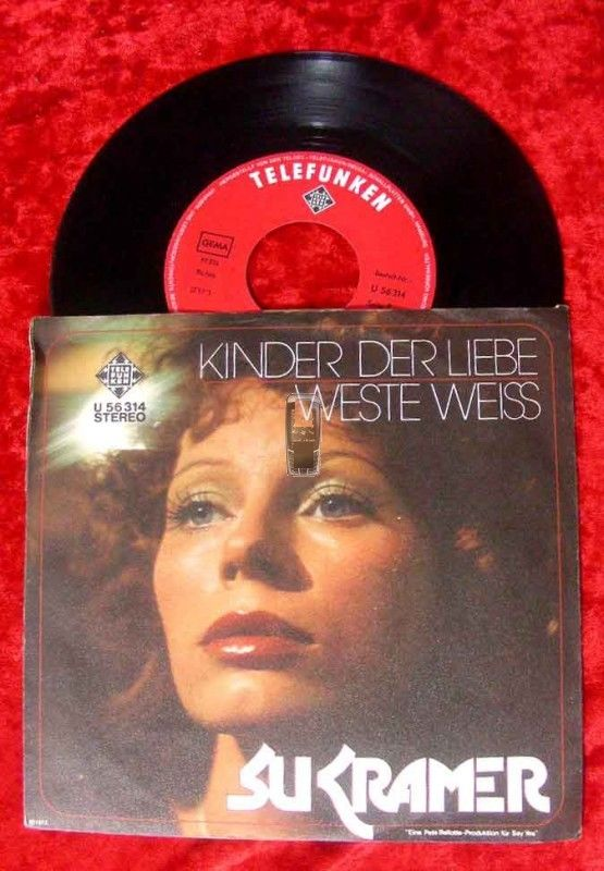 Single Su Kramer: Kinder der Liebe