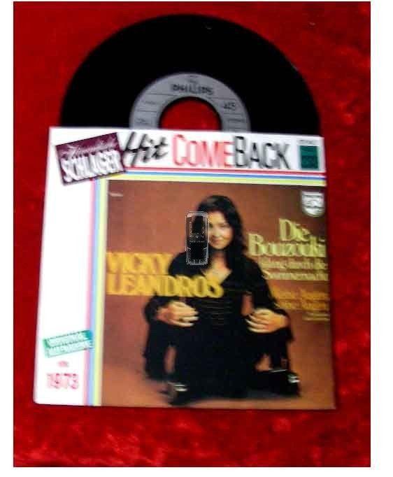 Single Vicky Leandros: Die Bouzouki klang durch die Som