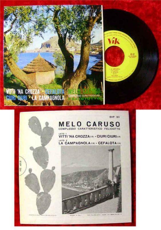 EP Melo Caruso Vitti ´na Crozza + 3