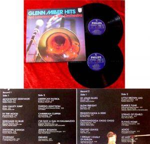2LP Syd Lawrence: Glenn Miller Hits