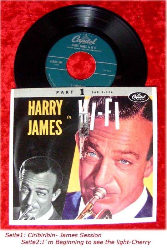EP Harry James in HiFi Part 1