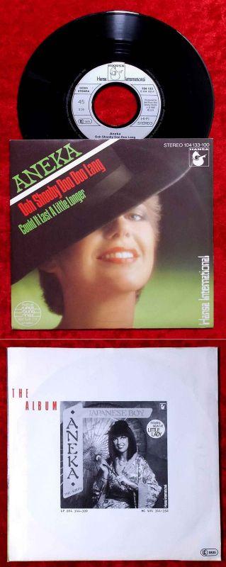 Single Aneka: Ooh Shooby Doo Doo Lang (Hansa 104 133-100) D 1982