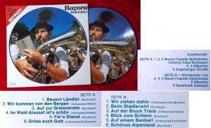 LP Picture Disc Bayern Souvenirs (Delta PDS 108) D
