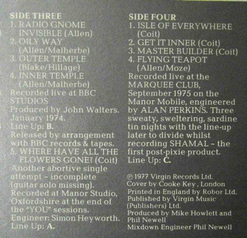 2LP Gong: Live (Virgin 25 083 XBU) D 1973 Gimmickcover 3