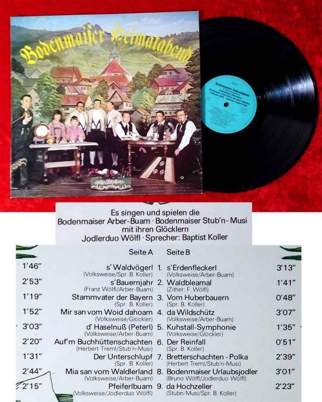 LP Bodenmaiser Heimatabend (LP 3210) D