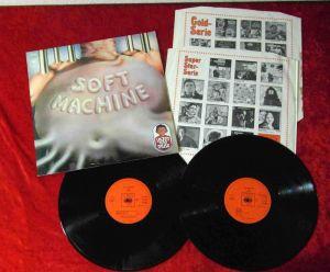 2LP Soft Machine: Six (CBS S 68214) NL 1973