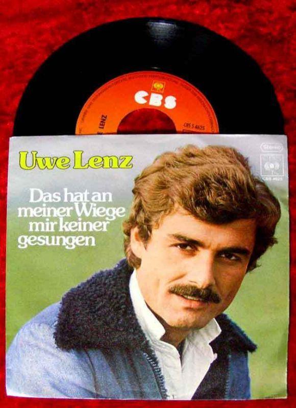 Single Uwe Lenz: Das hat an meiner Wiege mir keiner...