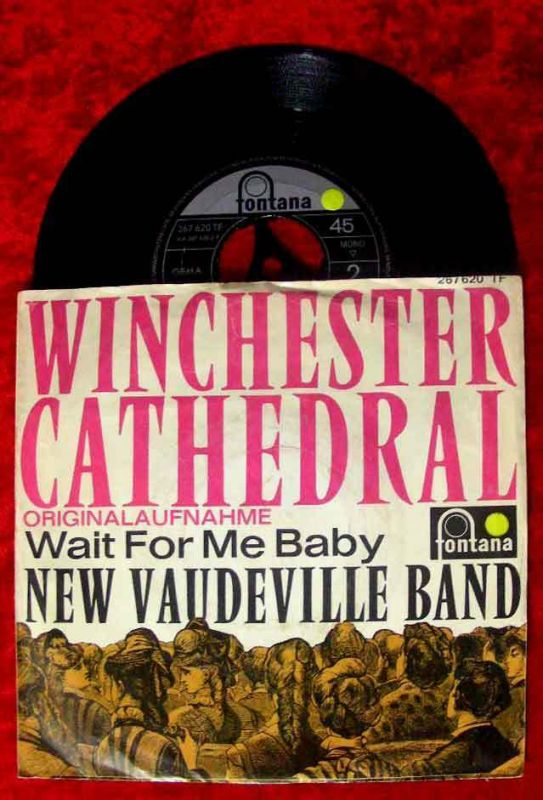Single New Vaudeville Band: Winchester Cathedral