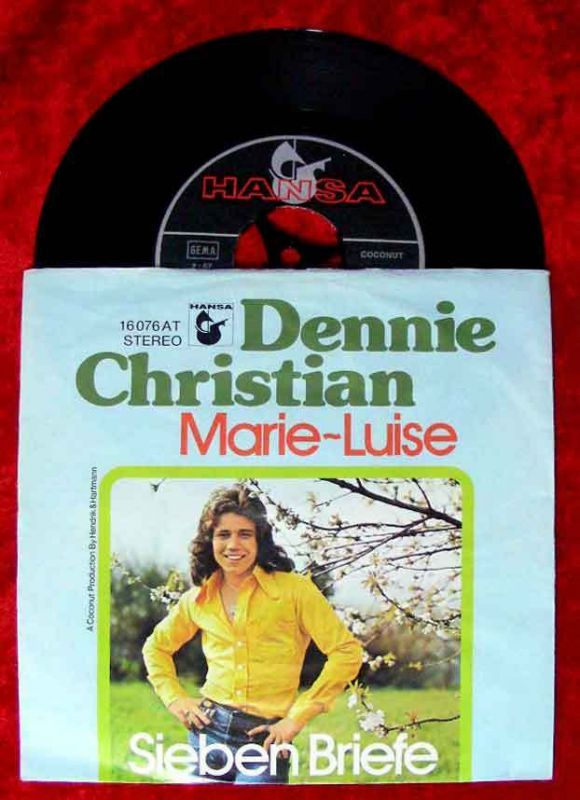 Single Dennie Christian: Marie-Luise
