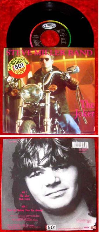 Single Steve Miller Band: The Joker