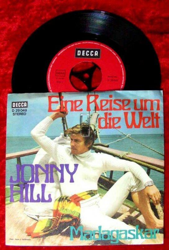 Single Jonny Hill: Eine Reise um die Welt (1970)