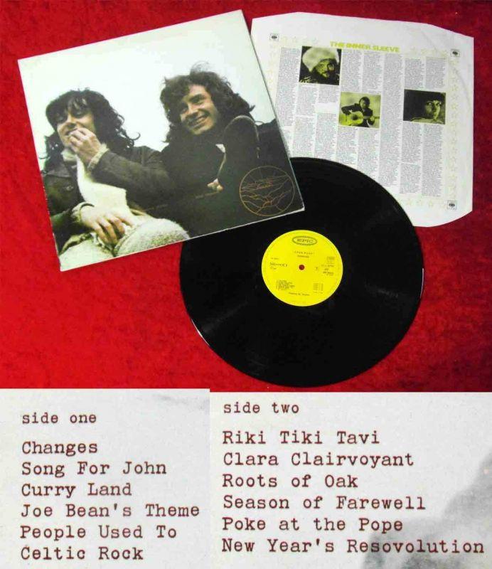 LP Donovan: Open Road (Epic BN 26278) NL 1970
