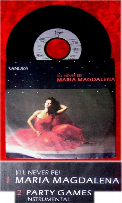 Single Sandra Maria Magdalena
