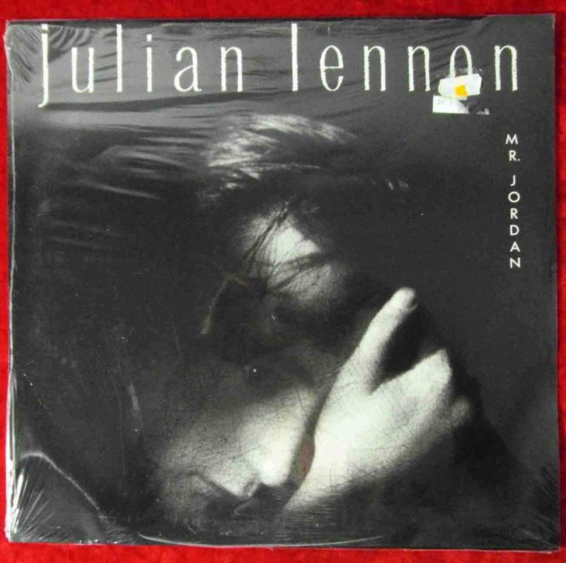 LP Julian Lennon: Mr. Jordan (Virgin 209 699) D 1989  Sealed!!