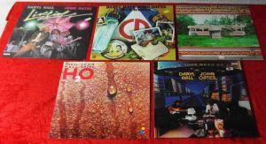 5 Langspielplatten DARYL HALL & JOHN OATES  - Vinylsammlung -