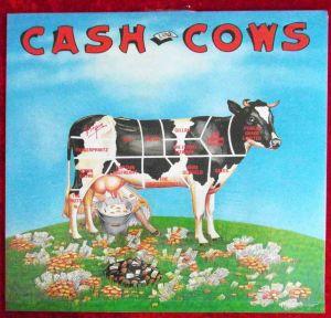 LP Cash Cows (Virgin 202 969-240) D 1980 OVP feat Captain Beefheart Ruts Skids..