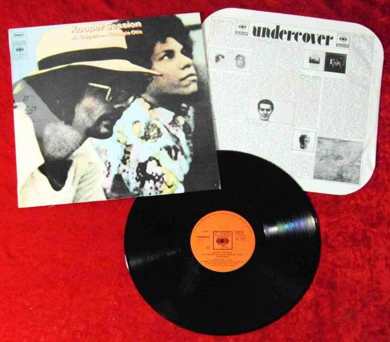 LP Al Kooper presents Shuggie Otis: Kooper Session (CBS 63797) Italien
