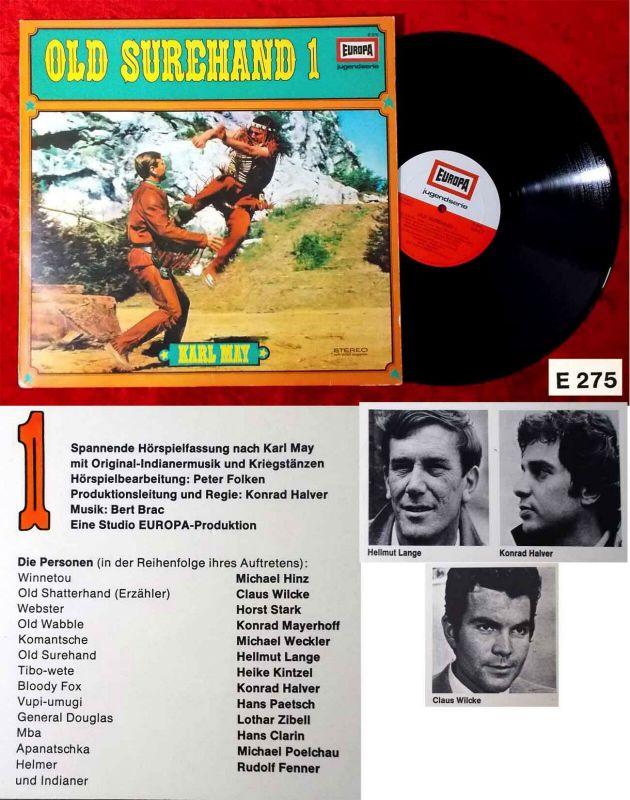LP Old Surehand 1 (Europa E 275) D