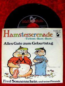 Single Fred Sonnenschein und seine Freunde Hamsterseren