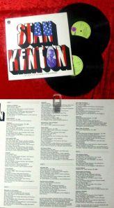 2LP Stan Kenton: 3 Decades of Big Band Development