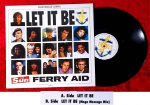 Maxi Ferry Aid: Let it be - Zeebrugge Ferry Disaster 06.03.1987 (CBS 650796 6)