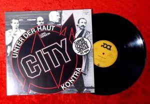 Maxi City: Unter der Haut (Pool 620180 AE) D 1983