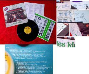 LP Rentnerband: Alles klar (Reprise REP 44 265) Signiert 1974