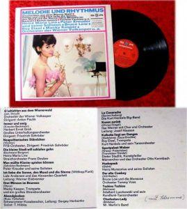 LP Melodie und Rhythmus Peter Kreuder Roy Etzel Bruce L