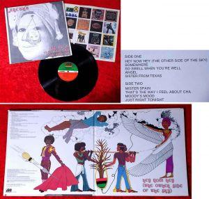 LP Aretha Franklin: Hey Now Hey....(Atlantic SD 7265) US