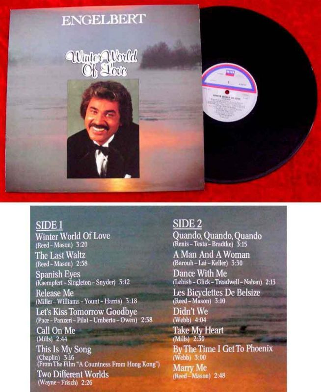 LP Engelbert: Winter World of Love