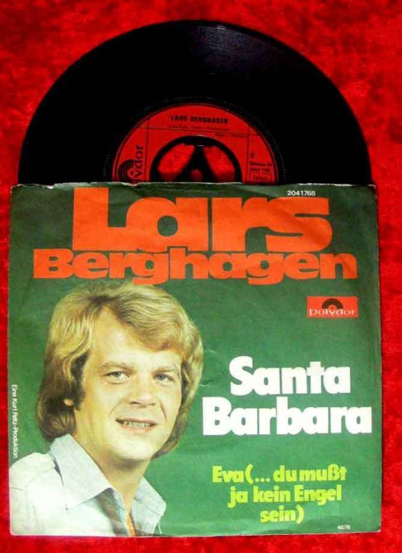 Single Lars Berghagen: Santa Barbara