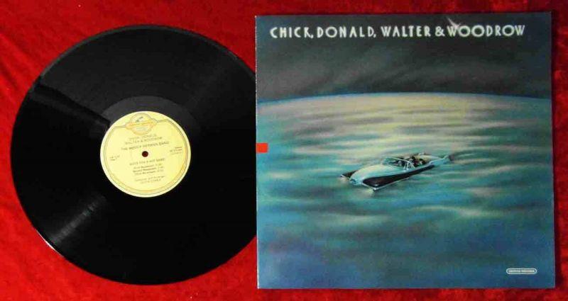 LP Woody Herman: Chic, Donald, Walter & Woodrow (Century CR1110) US 1978
