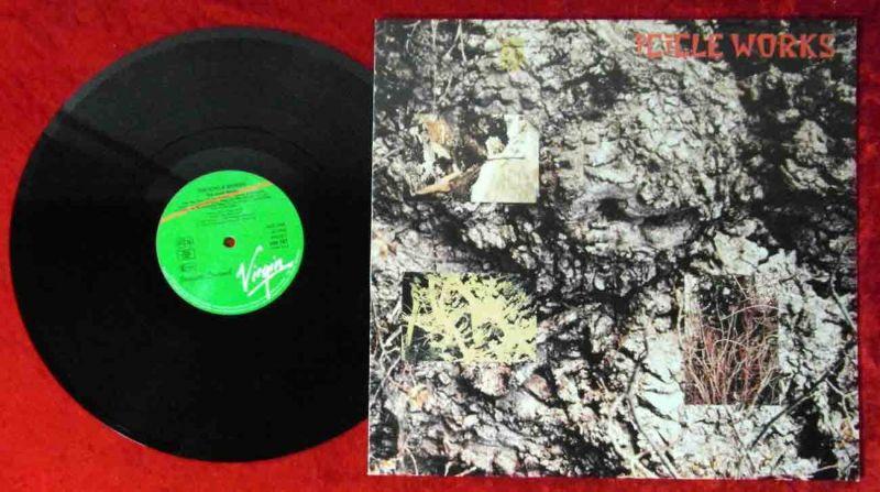 LP Icicle Works: Same (Virgin 206 187) D 1984